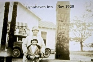 Lynnhaven Inn 1928 Possibly Francis Partridge . Anyone know where this was?