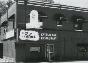Palms Krystal Bar better known as