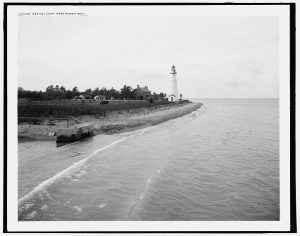 Huron Lighthouse and Coast Guard  Station