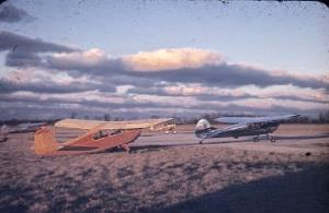 St Clair County Airport in its Early Years