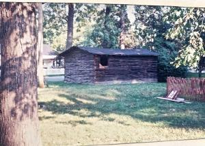 There Original Storage Shed Fall of 1988