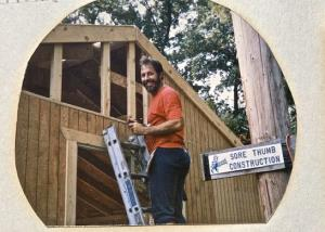 Gerry Schock of Sore Thumb Construction